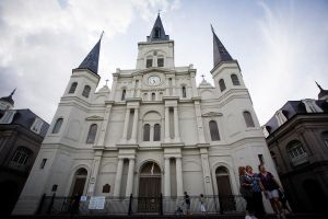 St. Louis Cathedral by datura09