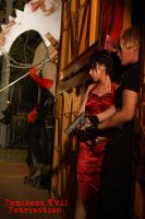 Resident Evil: Retribution by honamcindy