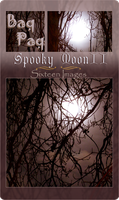Spooky Moon II Pack by Baq-Stock