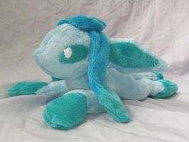 Glaceon 3 by DappleHeartPlush