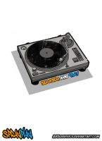 895graphics turntables by 895graphics