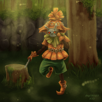 Skullkid by cbcg11h1xj13