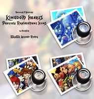 Kingdom Hearts Preview Icon by marcofink