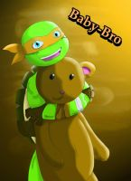 Mikey Baby-Bro by DreamHelly