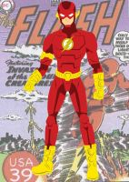 The Flash Vector by huatist