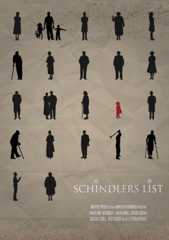 Schindlers list by palmovish