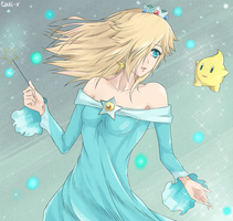 Princess Rosalina by EGOIST-taiki