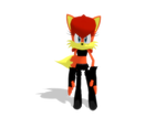 [Point Commission] Fiona Fox MMD Model by wildgirlN