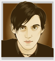 Conor Oberst by enticeme