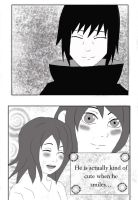 Yahizui Itachi: kind of cute by Itygirl