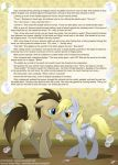 Bubbly - Derpy x Doctor Whooves by Nyaasu
