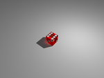 Casino dice by bugminer