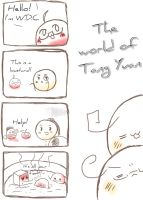 [Capitalia: Yonkoma] The World of Tang Yuan by Akiraka-chan