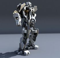 Ipod Transformer by Mmoose
