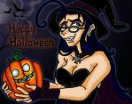 Happy Halloween by kaitlynrager