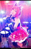 LoveLive Maki Cosplay 13 by eefai