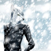 Snowing by Berserk-Cyborg-Panda