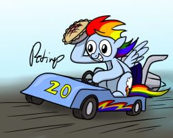 Ponykart Dash by petirep