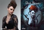 Dark Beauty Before-After by DigitalDreams-Art
