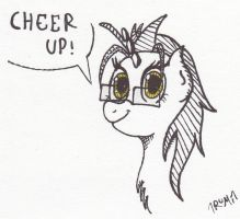 Cheer up! by 1rumi1