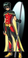 Boy Wonder by S-Hirsack