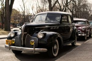 1940 Pontiac by EarthChrome