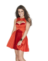 Lea Michele png by MiliGleek