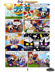 Dad-A-Knight Goes Bowling - page 1 by MarkProductions