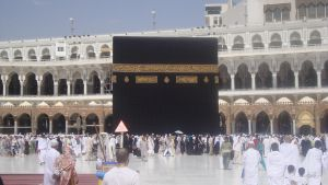 The Kaba by Haleema-A