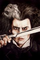 Sweeney Todd by johnlanthier