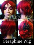 Seraphine Wig by LilSongstress