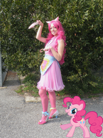 Pinkie Pie by Lady-Ragdoll