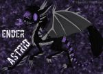 ENDER ASTRID by SilverGriffinflare