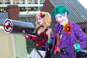Katsucon 2015 - Jester and Clown(PS) 16 by VideoGameStupid