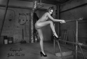 The spares room .. by JohnPeri