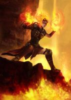 Chandra Nalaar - Ignition by Taylor-payton