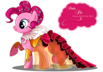 Gala Fashion 2013 - Pinkie Pie by selinmarsou