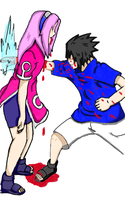 sakura's DEATH :D by DontCare4YouHater