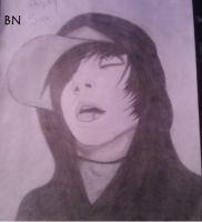 Andrew Biersack :D by YoshiRahh