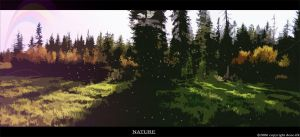 nAtUrE  fOr VeCtOrLoVeRs by doze-ifk