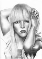 Lady Gaga II by Camelia-07