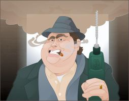 Uncle Buck by WonderDookie