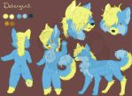 Detergent Adoptable $11 by gothicsugarbabies