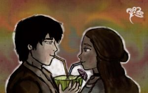 Zutara Week: Cactus Juice by svyre