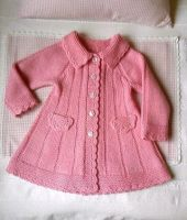 Coat for little Sahra by ToveAnita