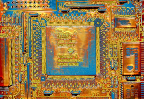 Circuit Board 12 1200 by mdichow
