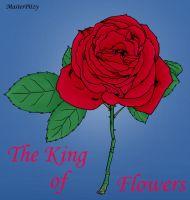 The King of Flowers by MasterPitzy