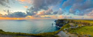 Cliffs of Moher part 2 by onesh0t