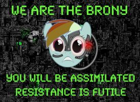 Assimilation Brony by ArtistLimited