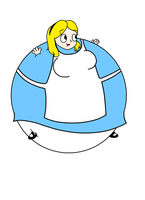 Alice inflated by Retro35923